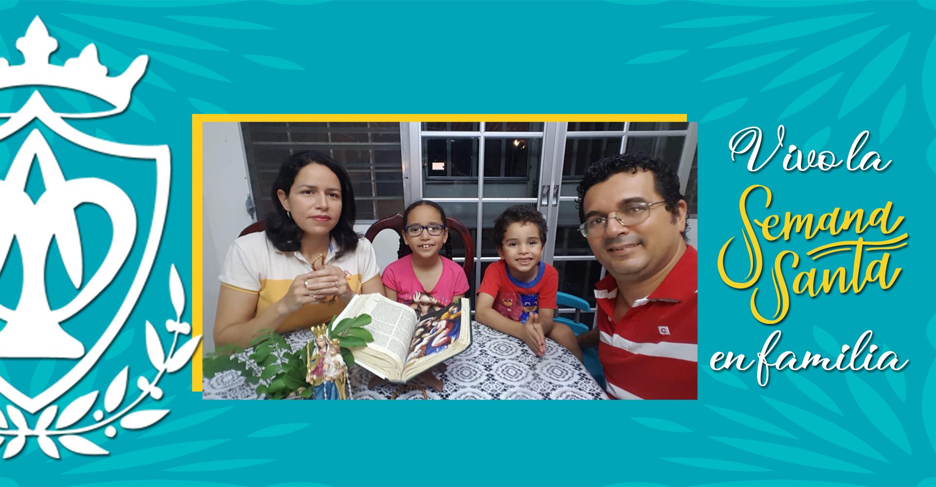 Semana Santa En Familia